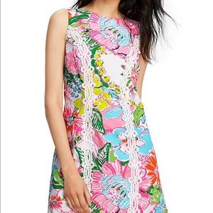 Lilly Pulitzer For Target Wm Nosey Posie Dress